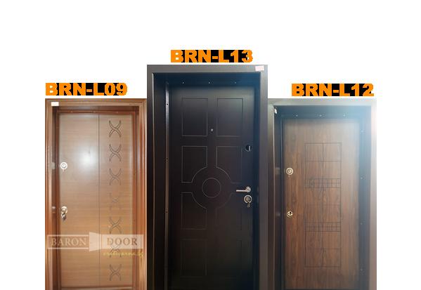 новите врати на барон доор