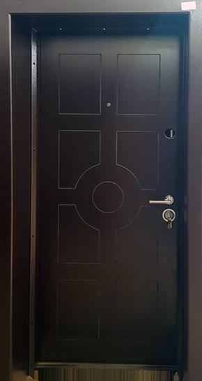 Входна врата BRN-L13 Врати от Ламиниран МДФ - нов модел